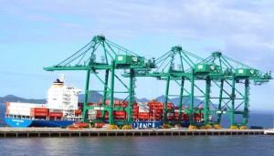 Porto Itapoa recebe o novo navio Pedro Alvares Cabral